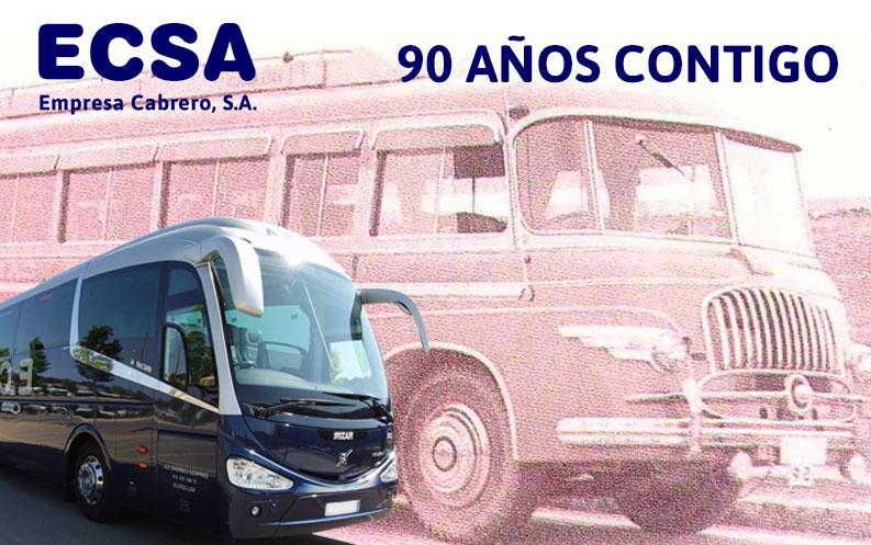 ECSA 90 aniversario