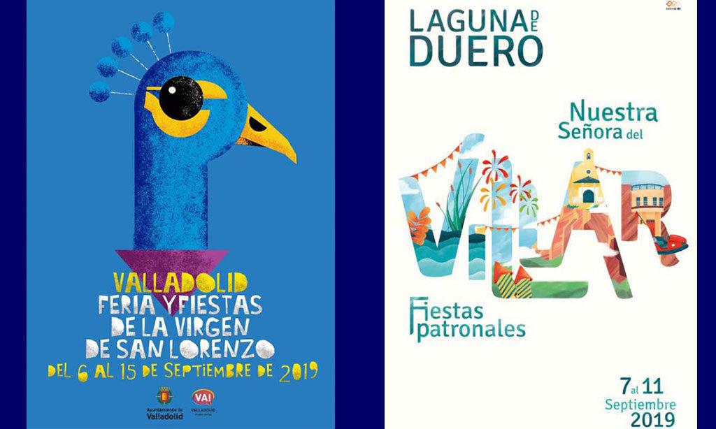 ECSA fiestas valladolid laguna 2019